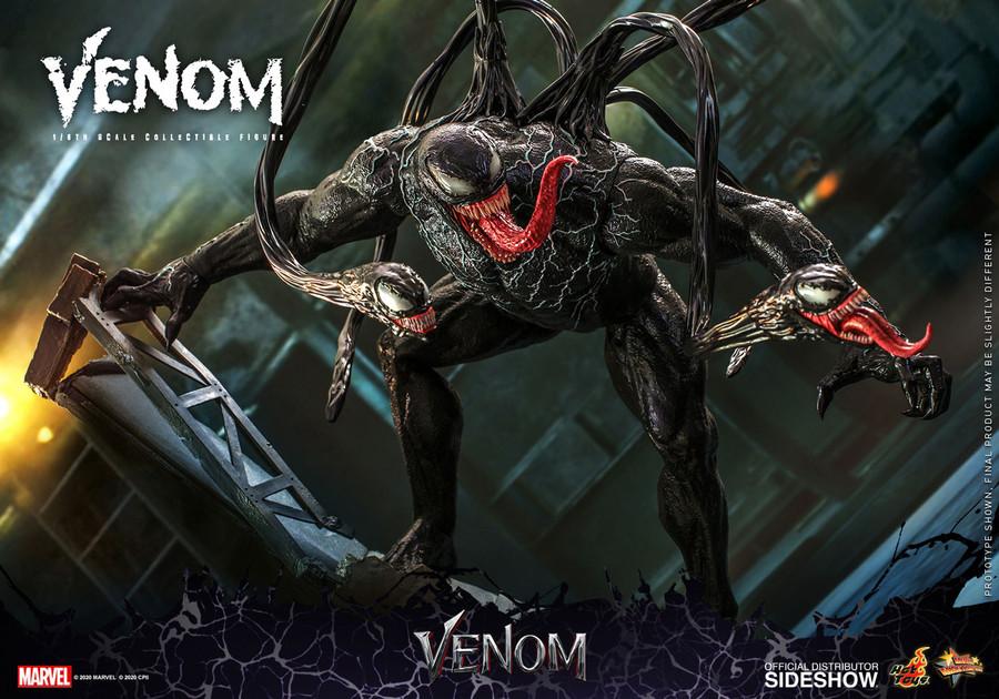 Hot Toys - Venom Movie - Venom