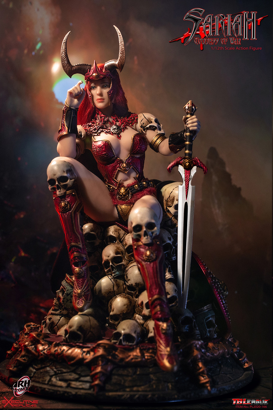 TBLeague - 1/12 Sariah The Goddess of War