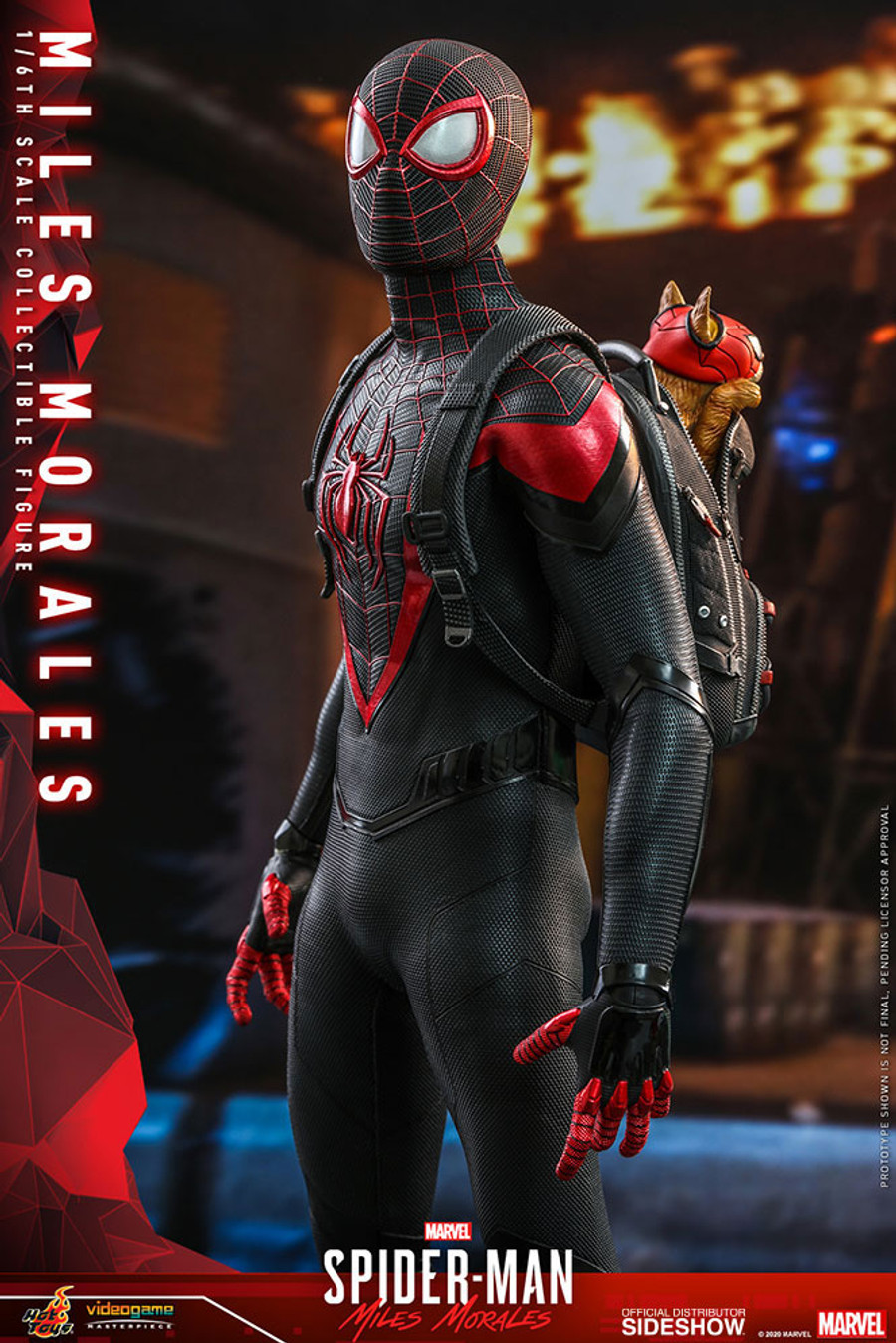 Hot Toys - Video Game Masterpiece Series – Marvel's Spider-Man: Miles Morales