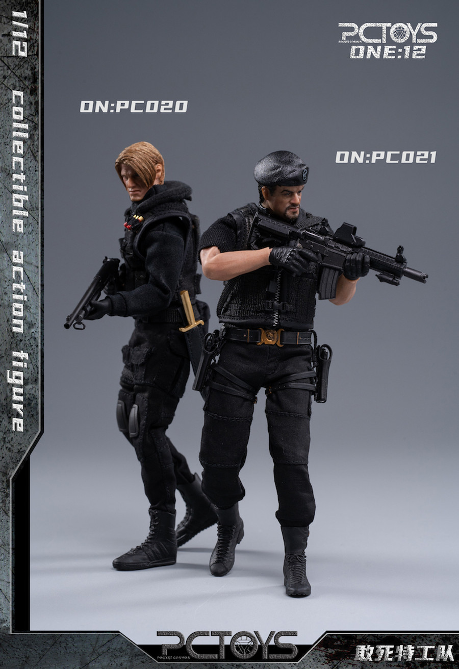 PC Toys - 1/12 Soldiers Of Fortune 2