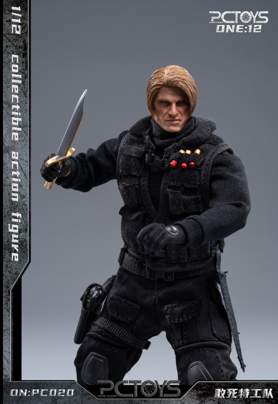 PC Toys - 1/12 Soldiers Of Fortune 1