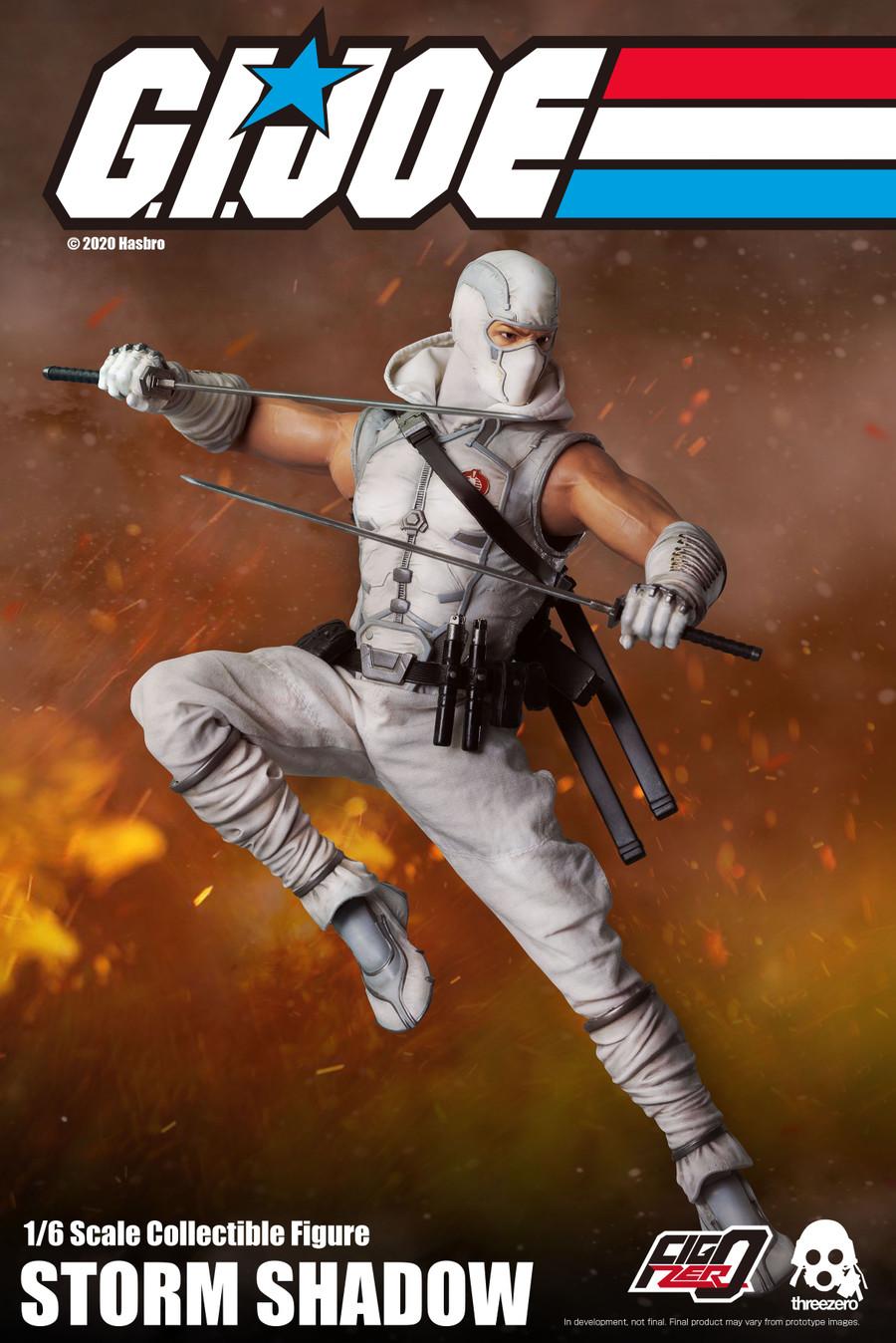 Threezero - G.I. Joe Storm Shadow