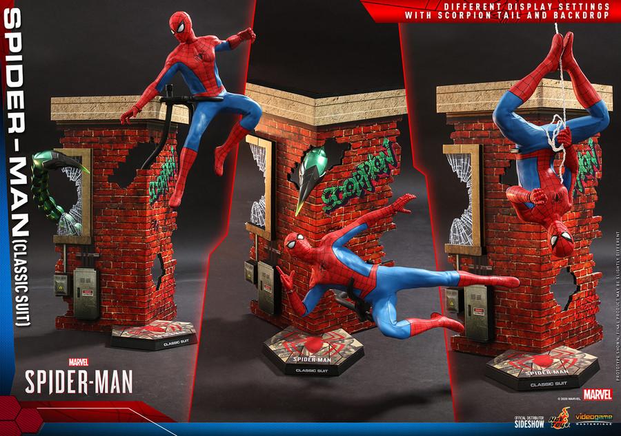 Hot Toys - Marvel's Spider-Man - Spider-Man (Classic Suit)