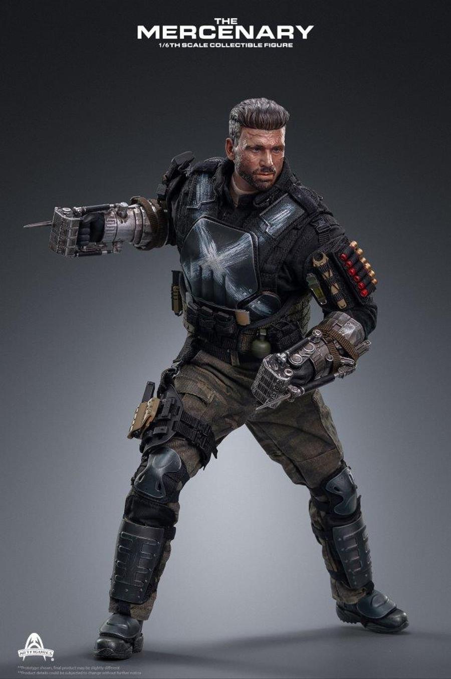 Art Figures - The Mercenary