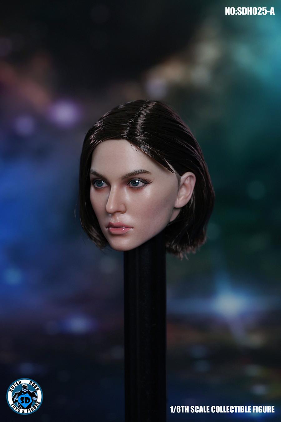 Super Duck - Russian Model Headsculpt SUDSDH025