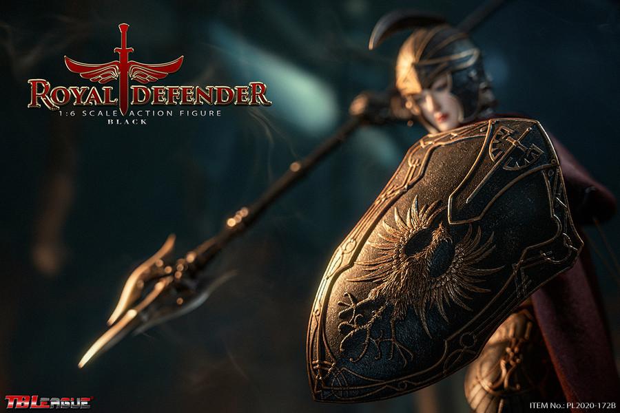 TBLeague - Royal Defender - Black