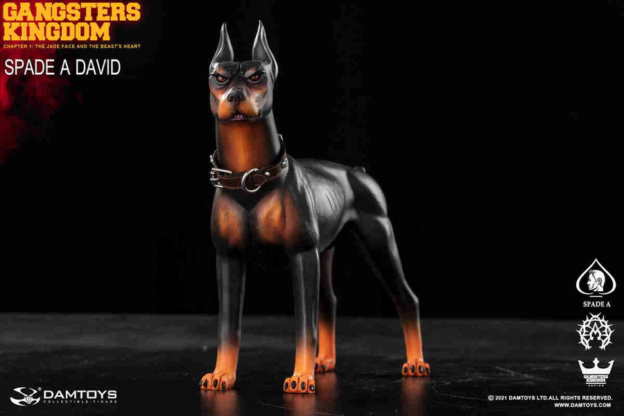 DAM Toys - Gangsters Kingdom Doberman