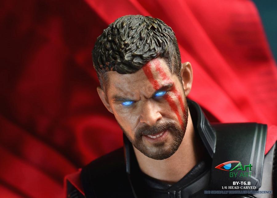 By-Art - Chris Male Headsculpt