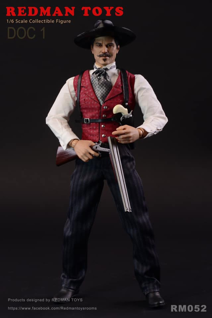 Redman Toys - The Cowboy Doc 1