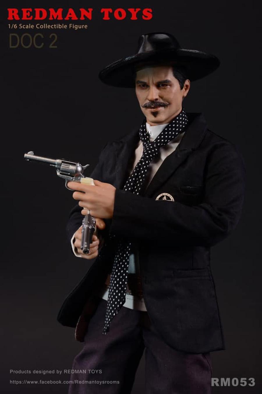Redman Toys - The Cowboy Doc 2