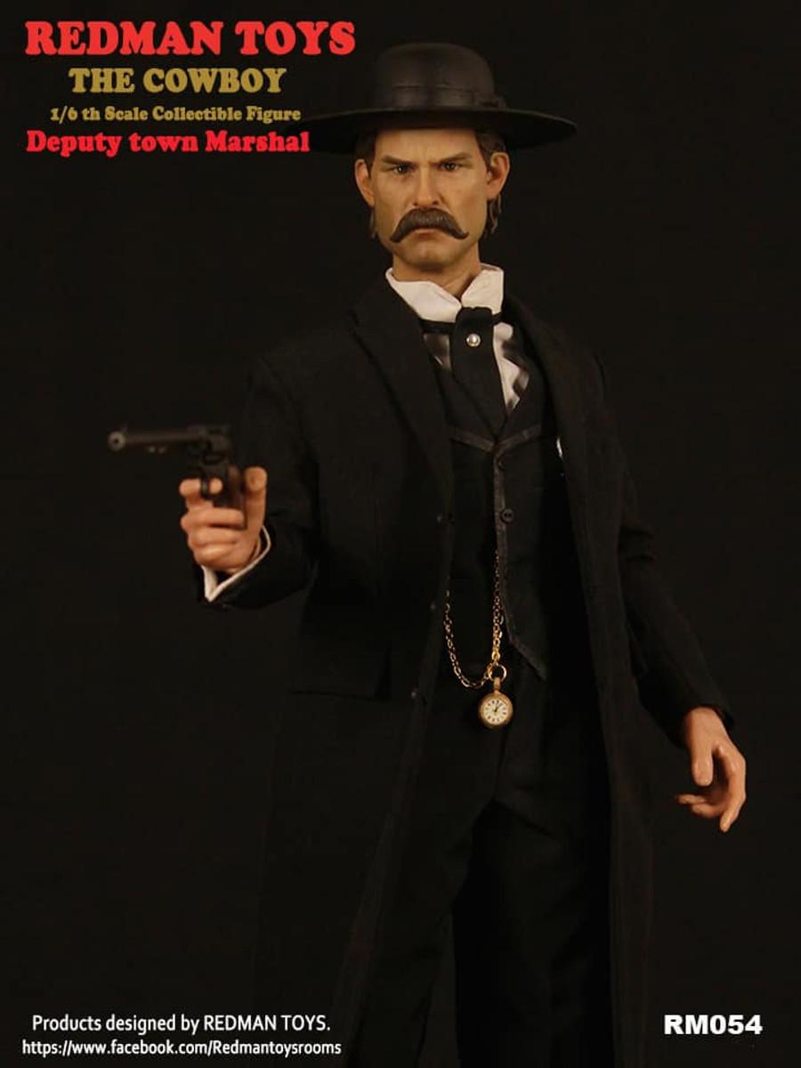 Redman Toys - Deputy Town Marshal Cowboy