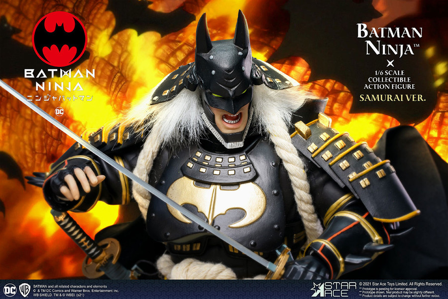 Star Ace - Ninja Batman 2.0 [Deluxe Version With Horse]