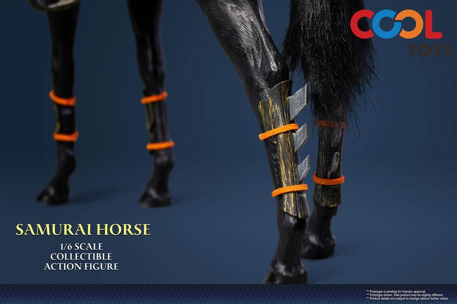 CoolToys - Samurai Horse