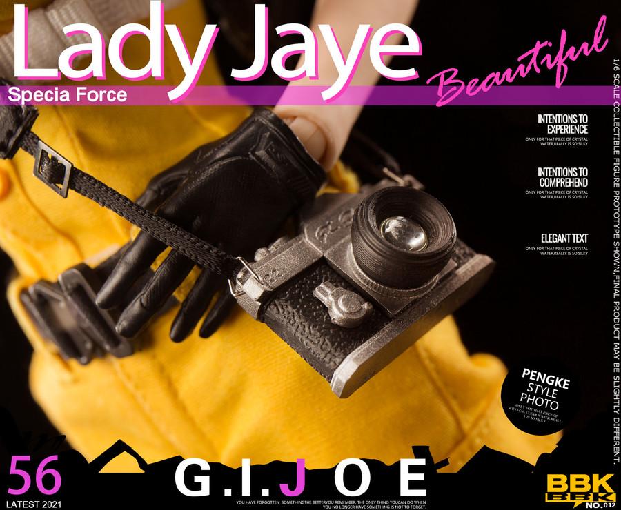 BBK - Lady Jaye