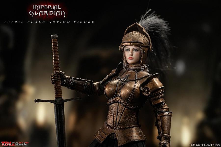TBLeague - 1/12 Imperial Guardian [Golden]