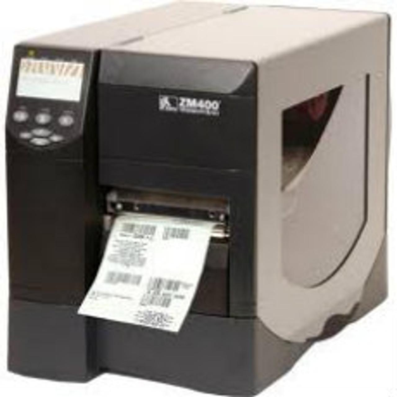Zebra ZM400 Barcode Thermal Printer