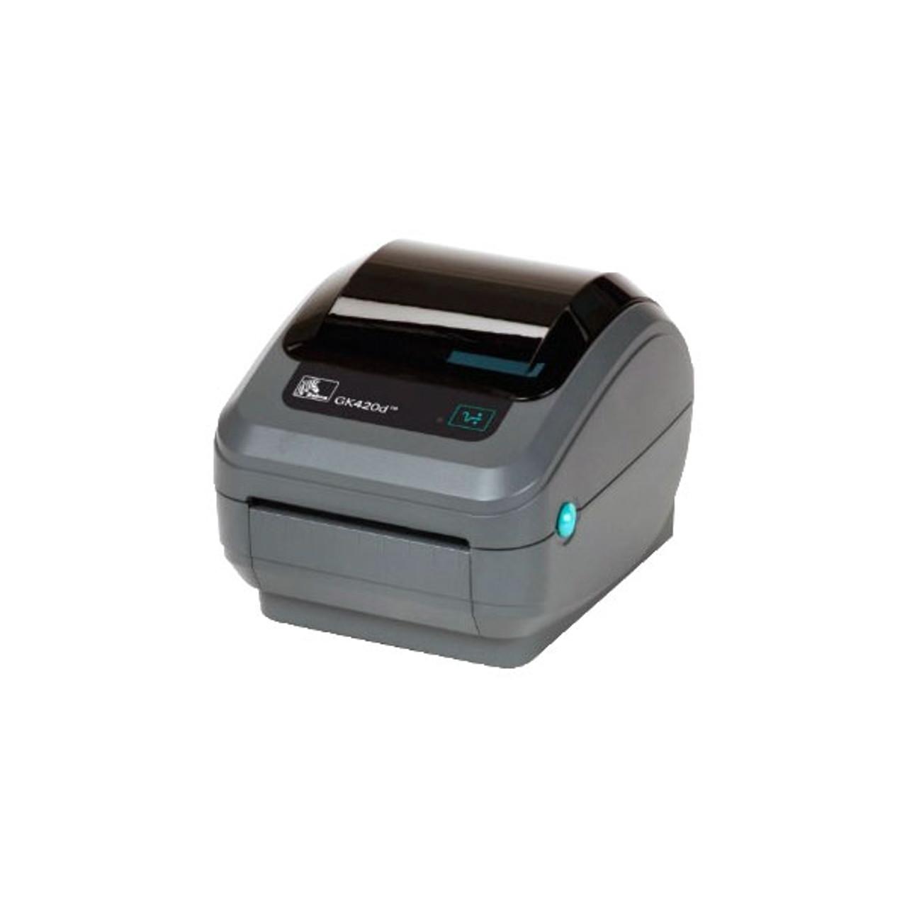Zebra GK420D Direct Thermal Label Printer-Desktop Label ...