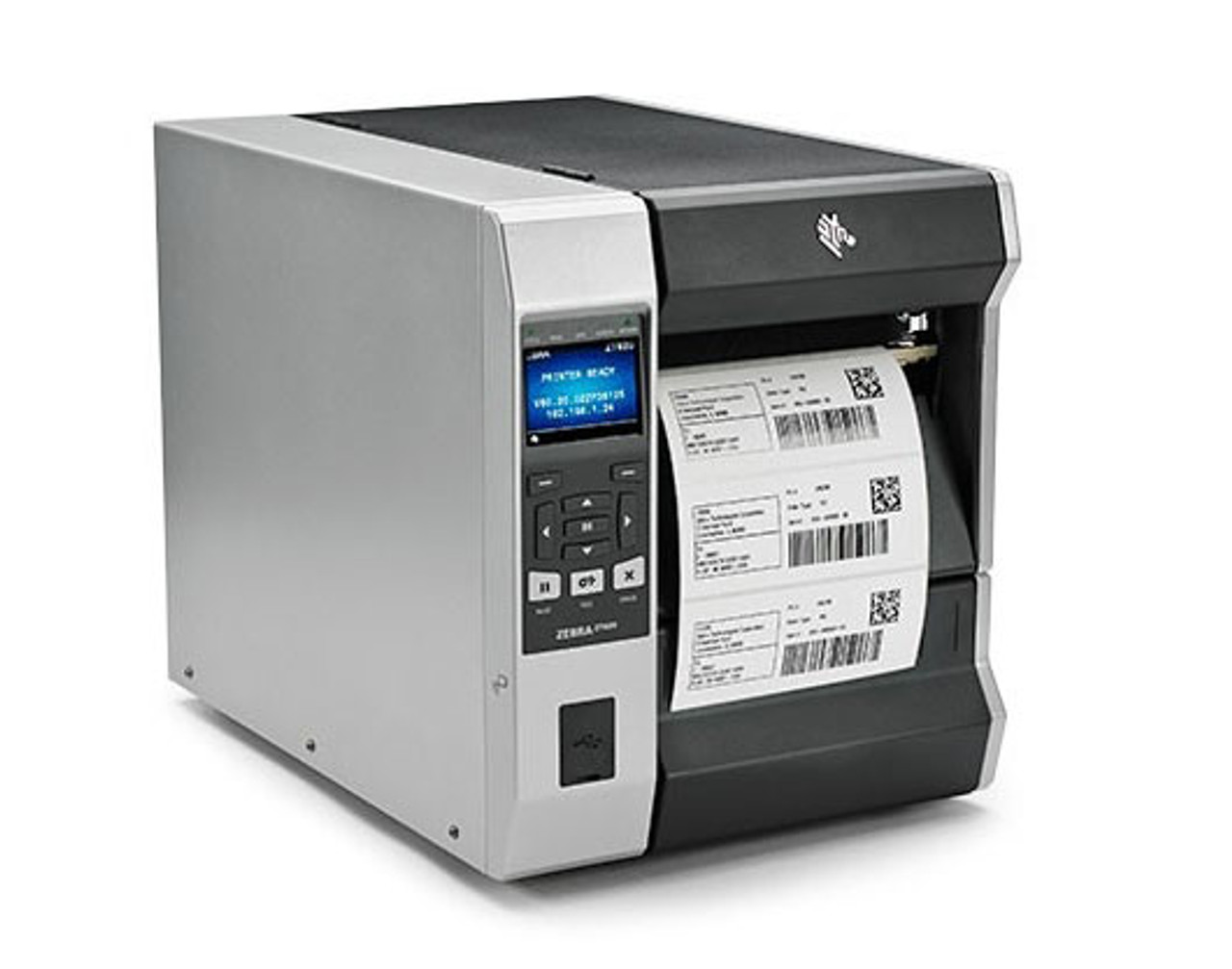 Zebra ZT620 Industrial Barcode Printer Thermal transfer/Direct Thermal