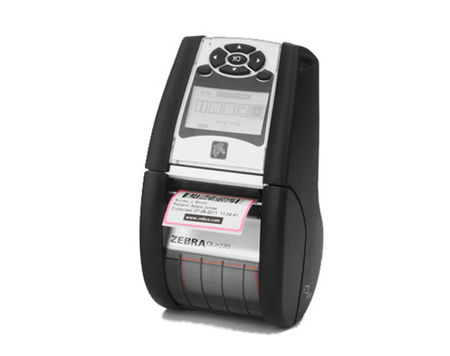 Zebra QLn220 Mobile Printer - Barcodes com au