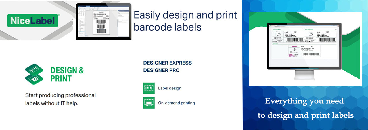 NiceLabel Software Design and Print