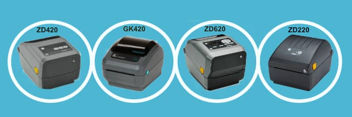 Comparison of high-demand Zebra Printers