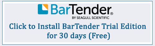 BarTender Barcode Labelling Software-Professional Edition
