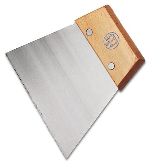 BOGO FREE!!! 541 Pavan Stainless Steel Rigid Edge Scraper