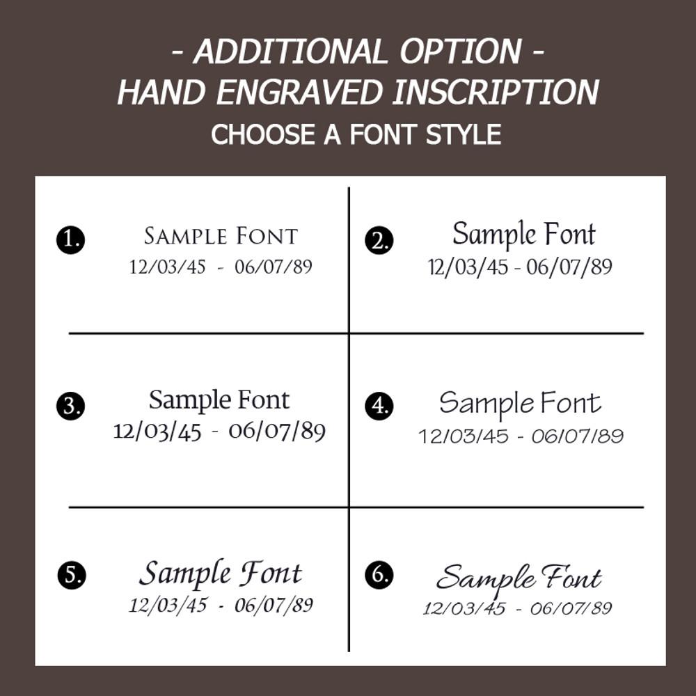 Customization Font Options