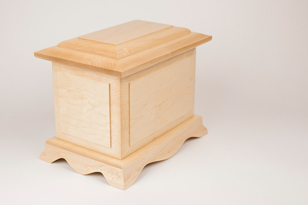 Cambridge Urn in Maple - Alternate View 1