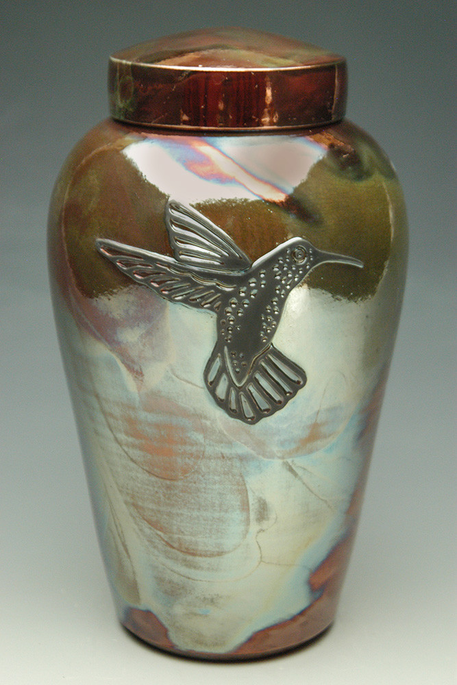 Hummingbird Cremation Urn