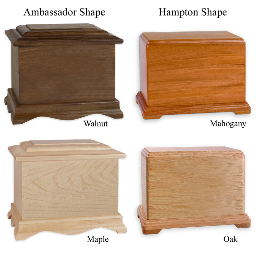Box Shape: Ambassador or Hampton
