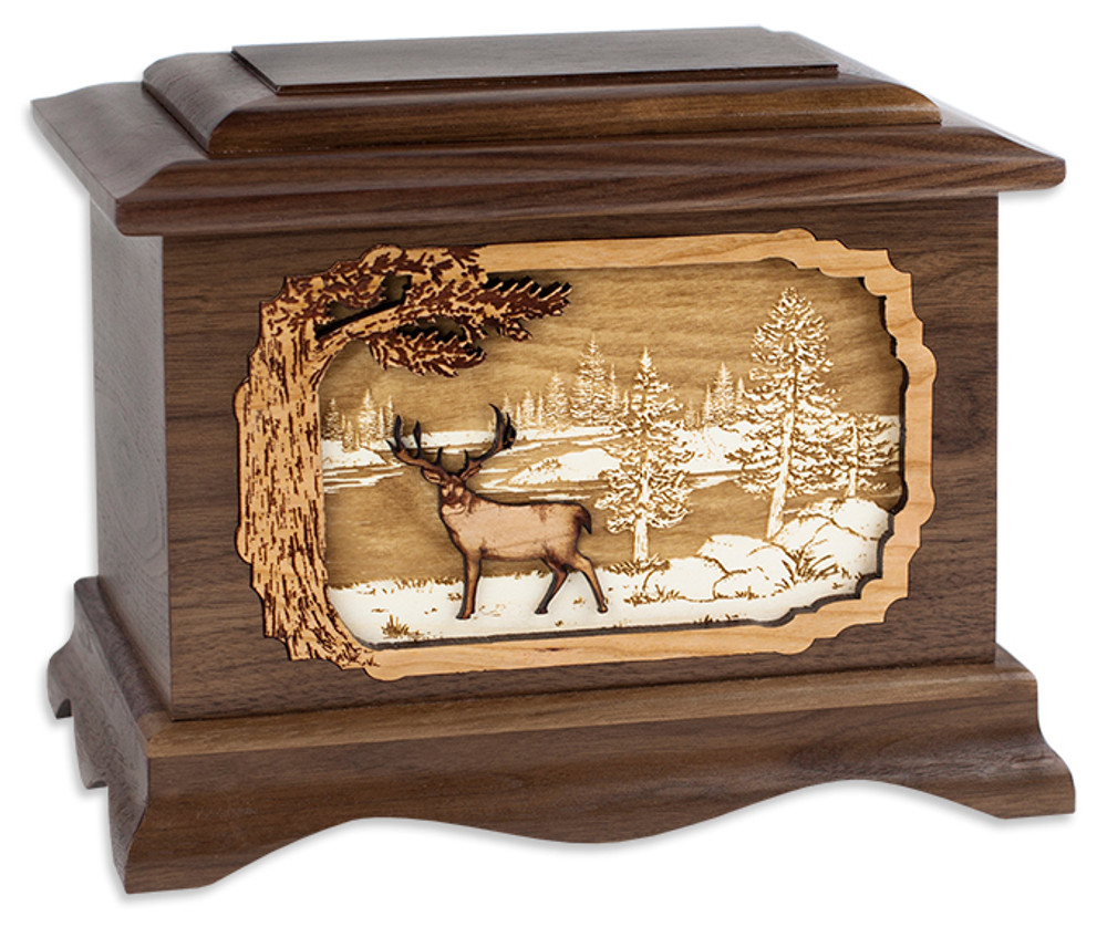Great Lakes Cremation Urn - Deer