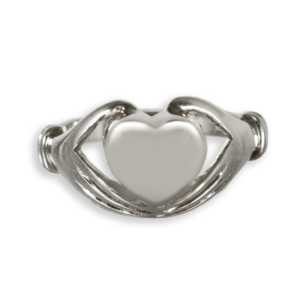 Beautiful heart centerpiece