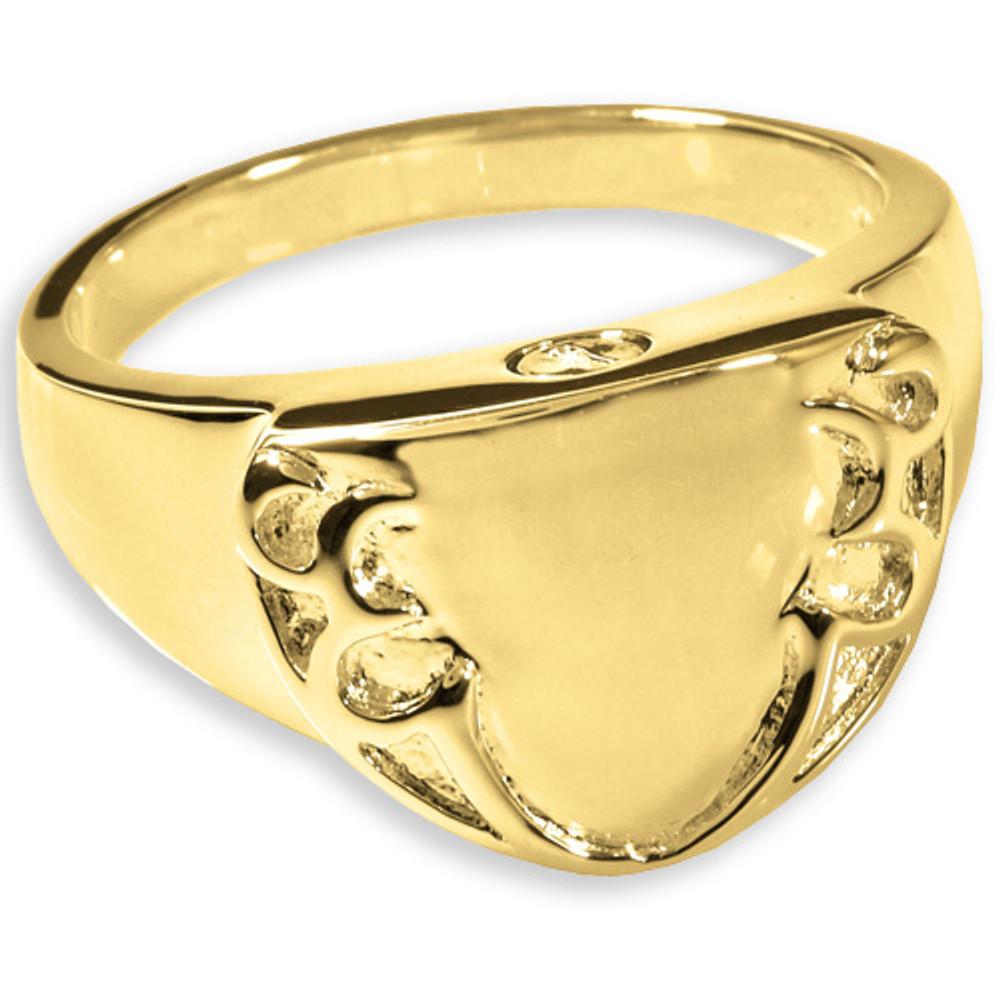 14k Gold Plated Sterling Silver