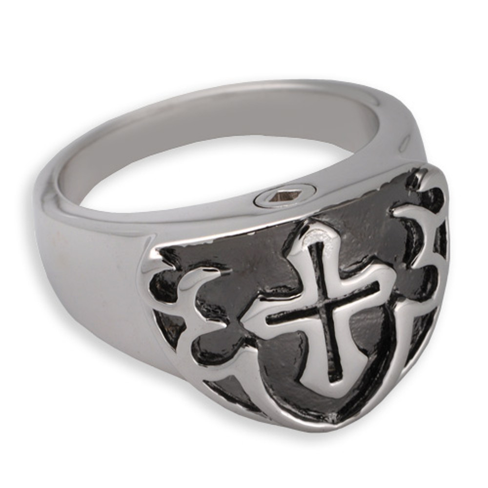 Memorial Jewelry for Men in Sterling Silver