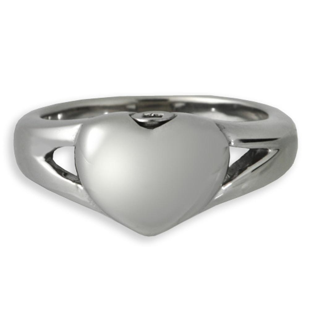 Elegant heart design showcases your love
