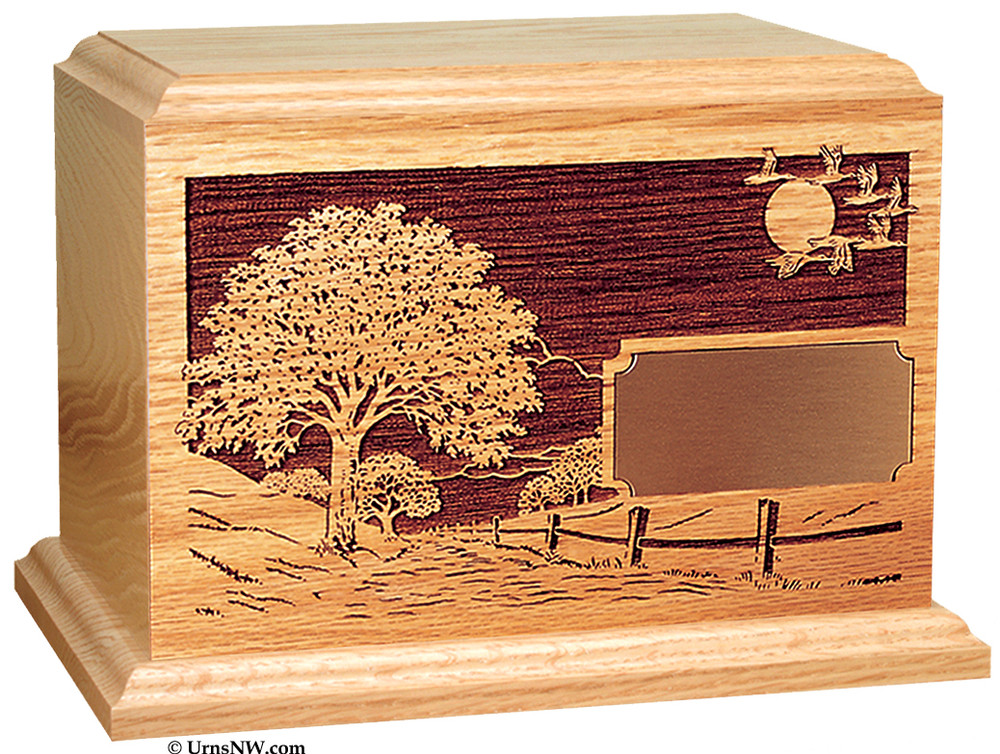 Road Home Funeral Urn