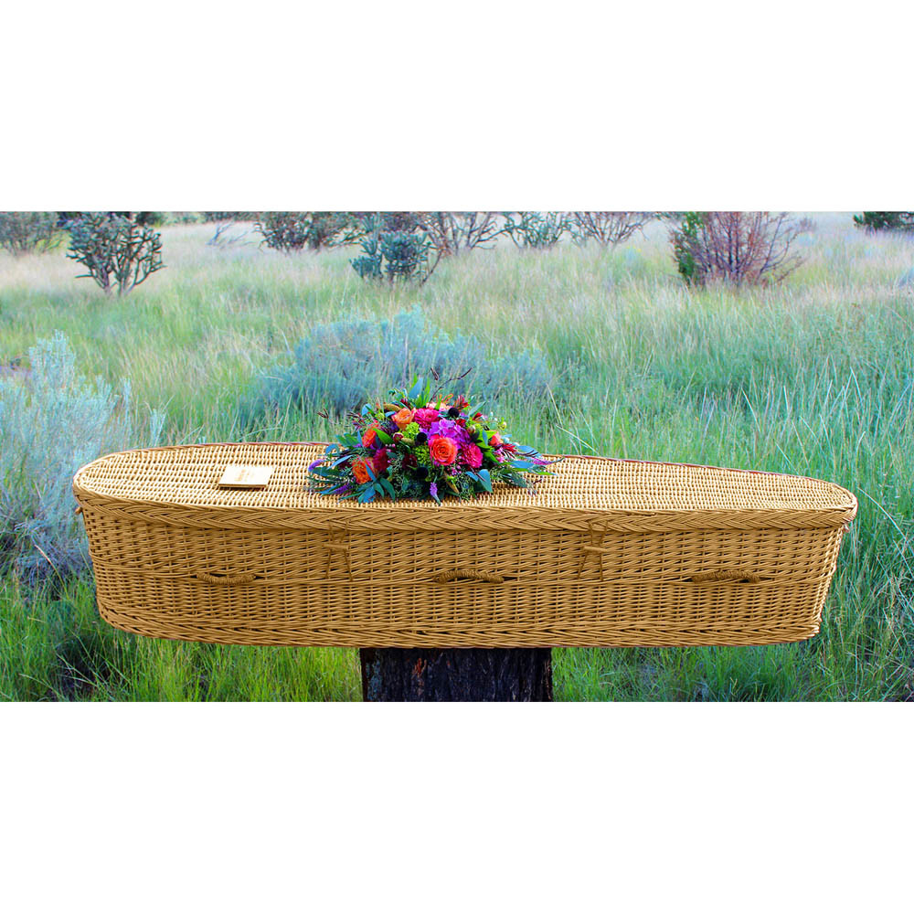Perfect for eco-friendly burial