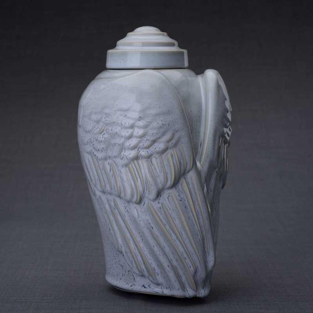 A lovely ceramic art memorial