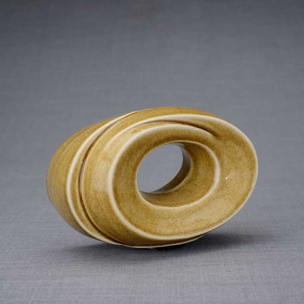 Optional matching keepsake urn