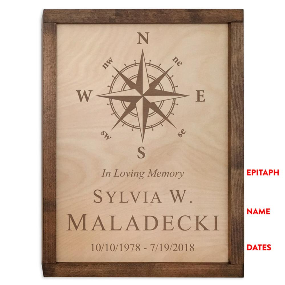 Custom inscription options
