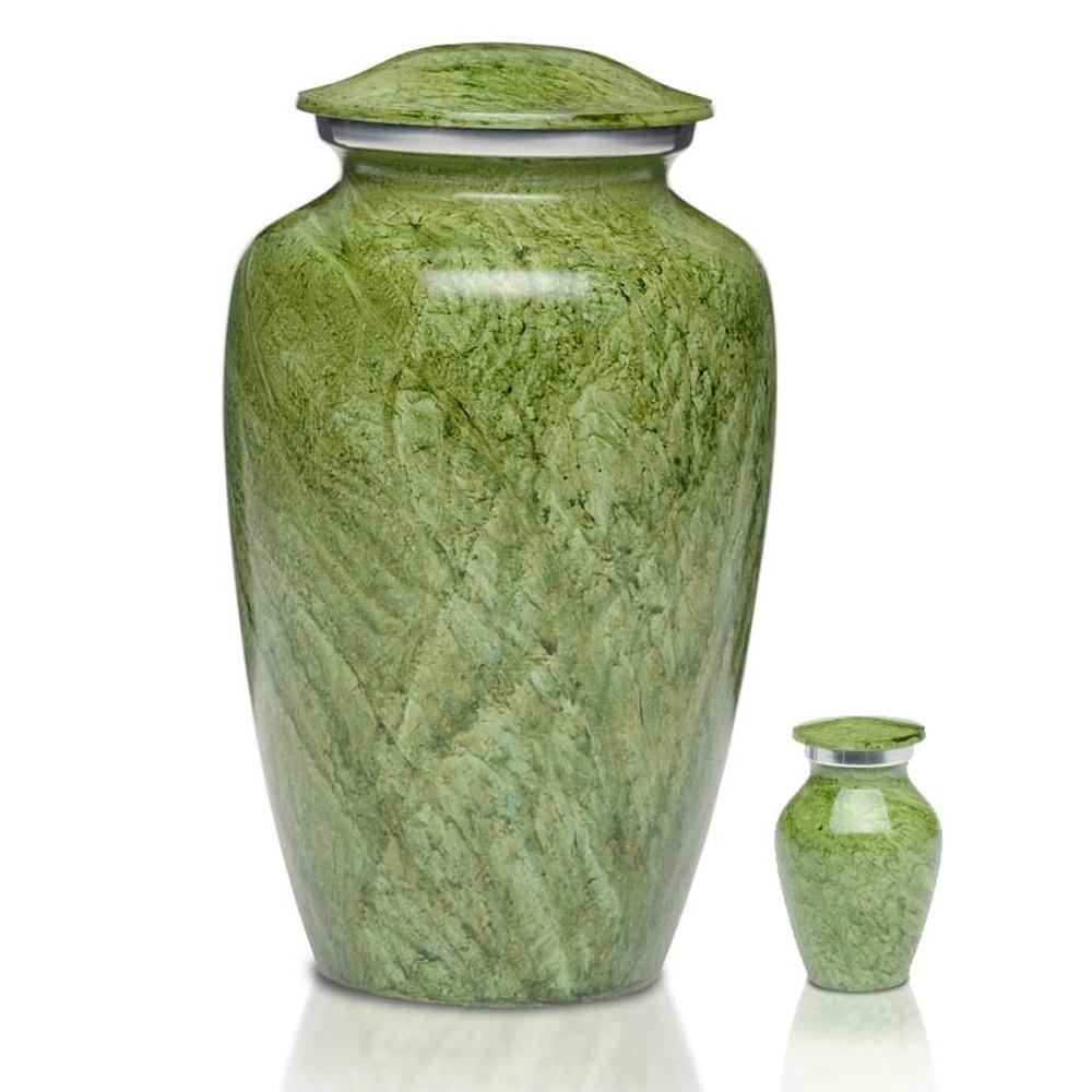 Adult Urn & Keepsake Set