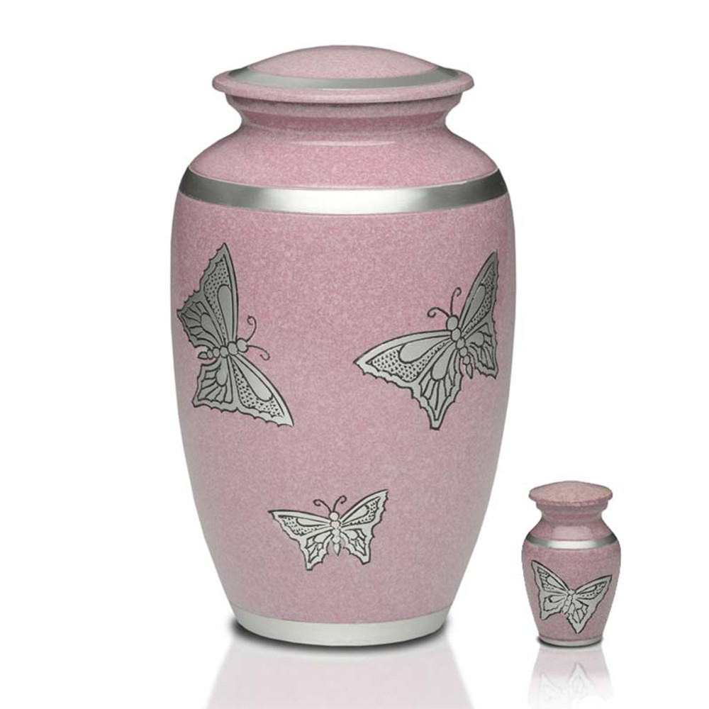 Adult Urn & Keepsake Set