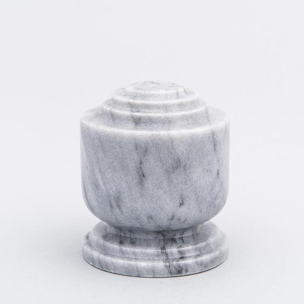 Gray Estate II Marble Keepsake Urn