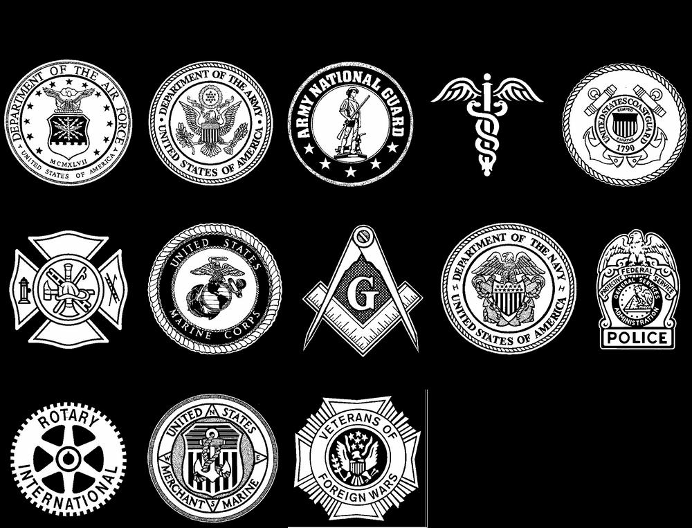Emblem Artwork Choices