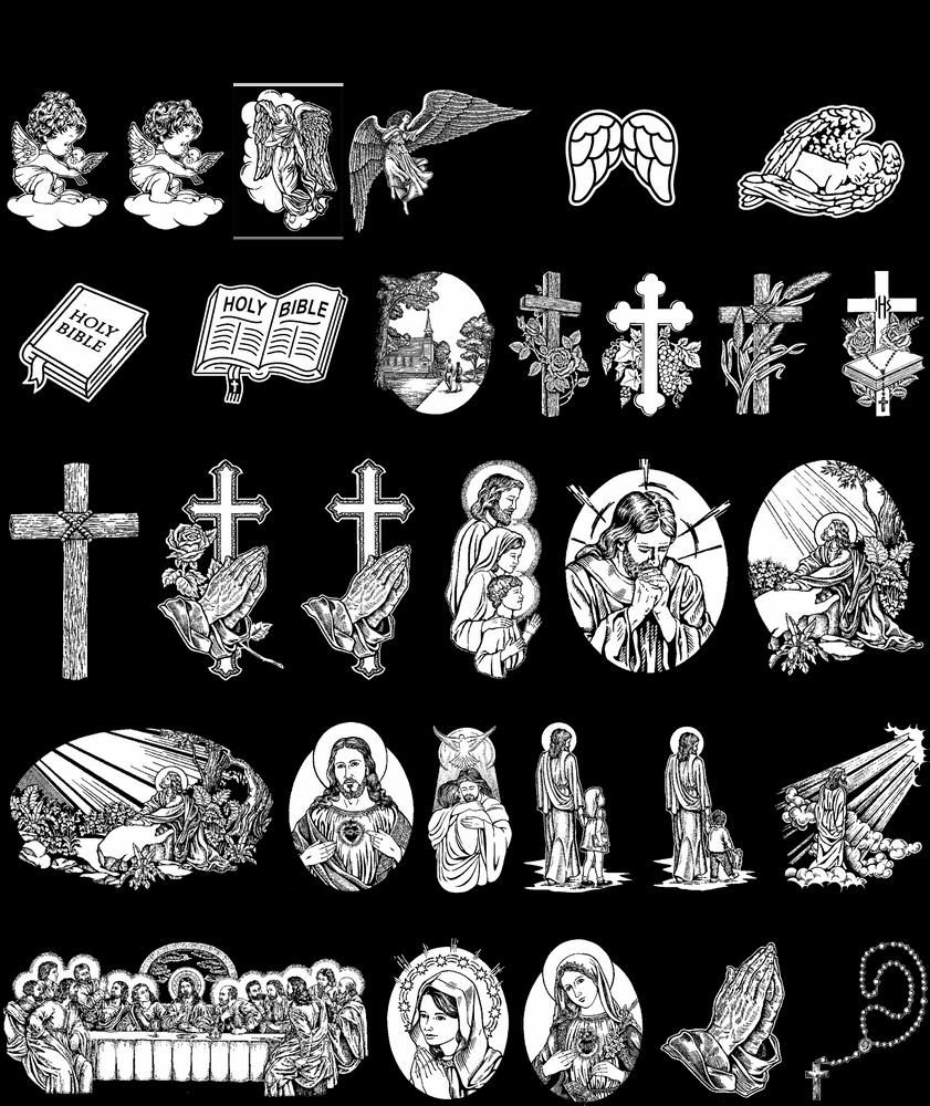 Religious Artwork Choices