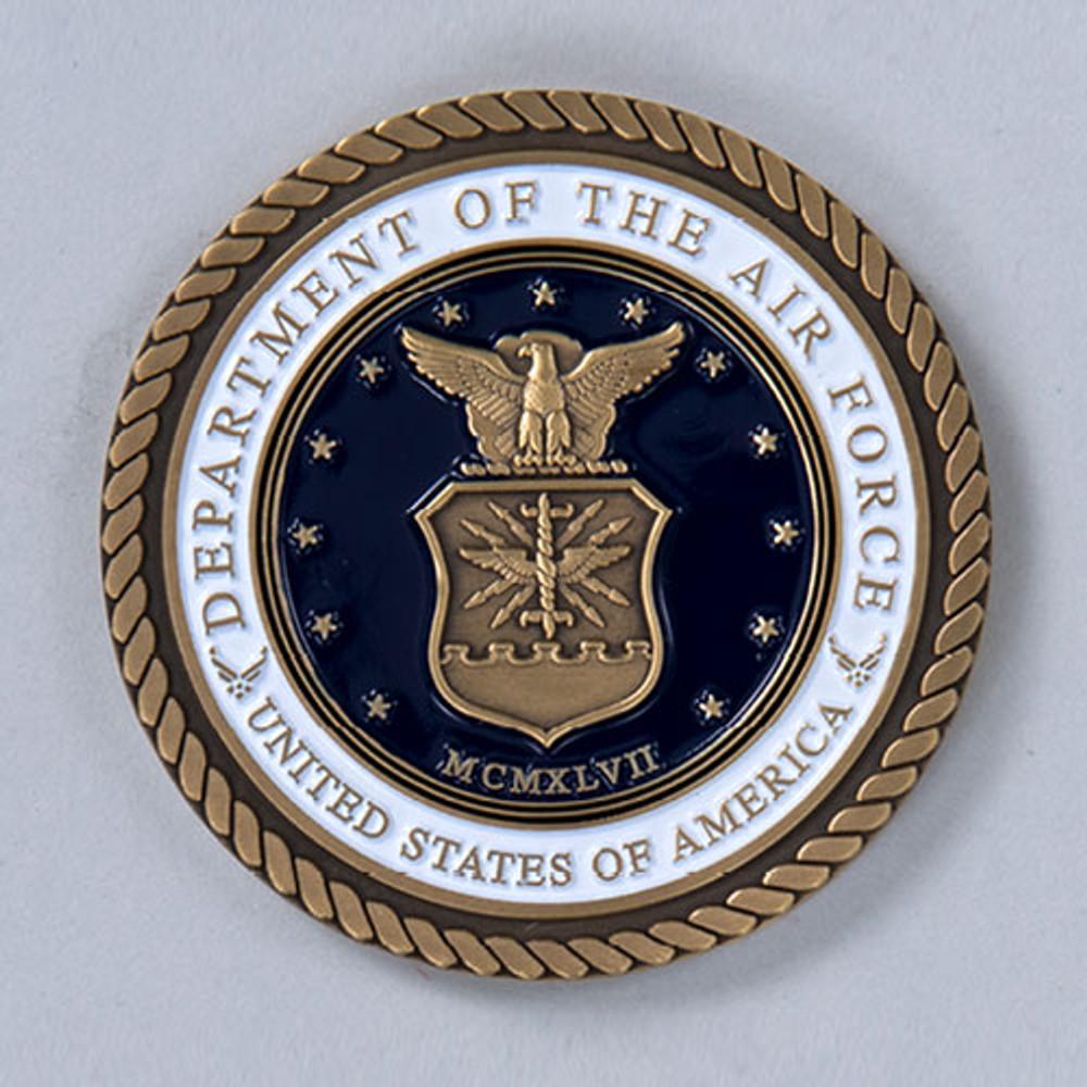 Military Cremation Urn Emblem - Air Force
