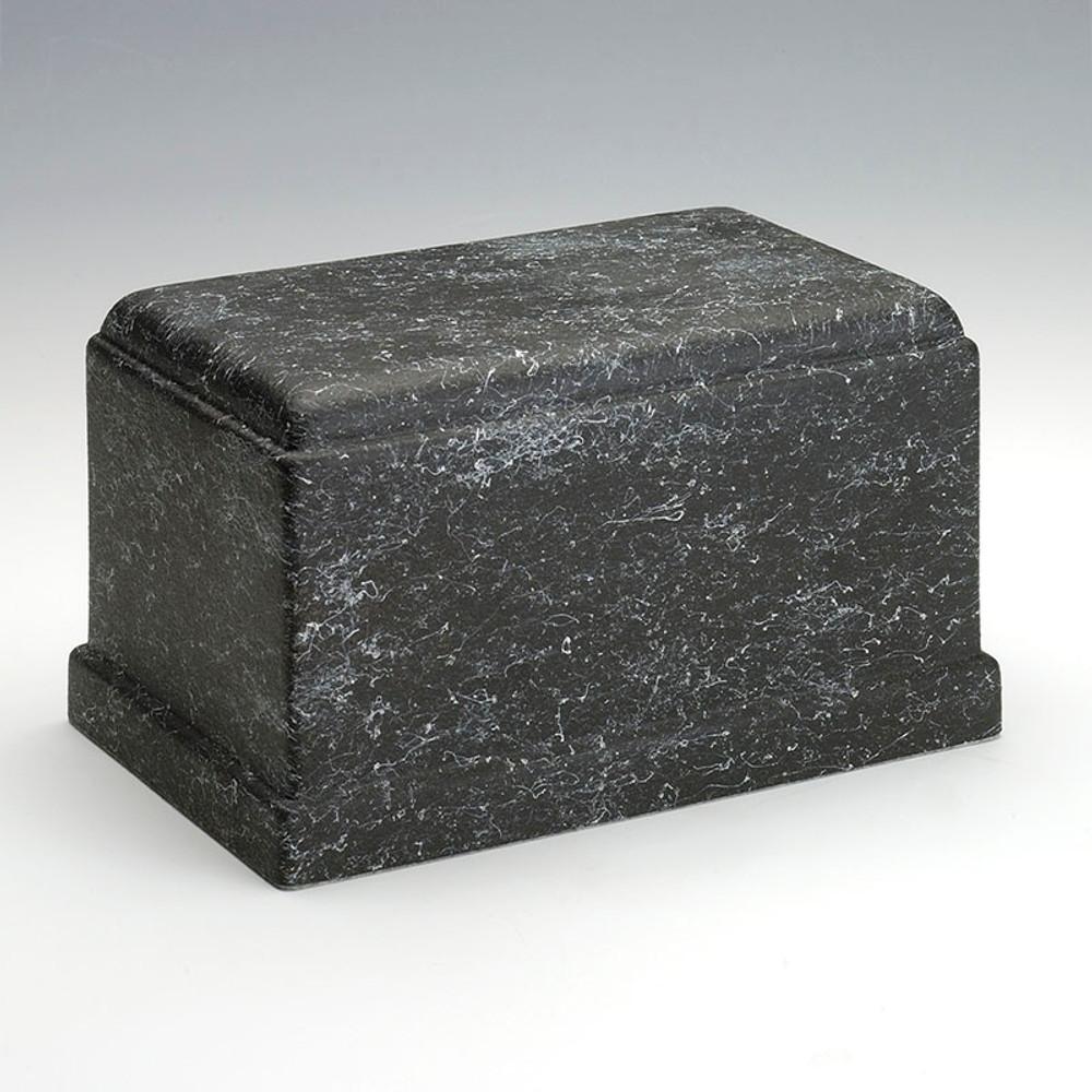 Olympus Stone-Tone Cultured Marble Urn in Nocturne
