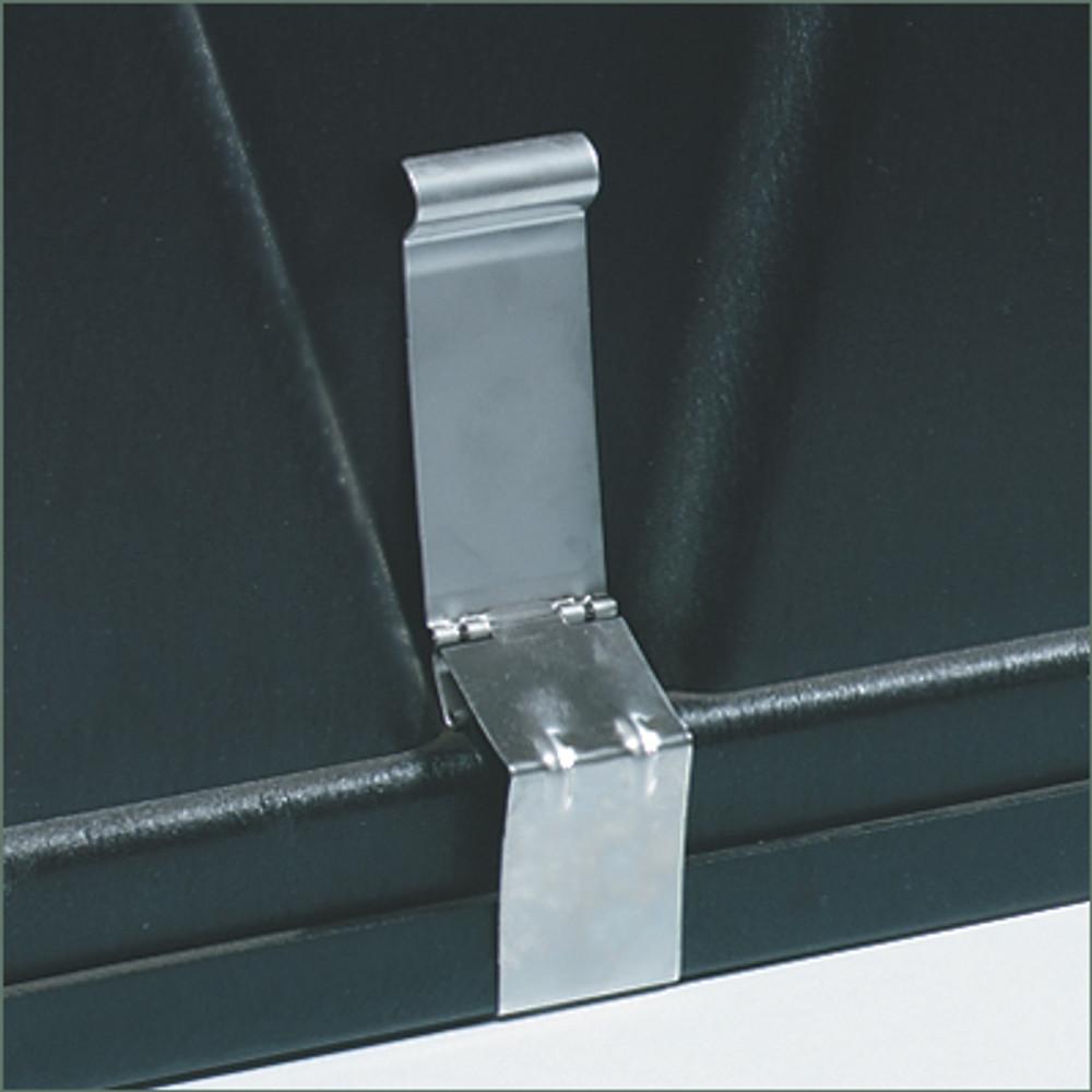 Vantage Standard Burial Vault - Clasps