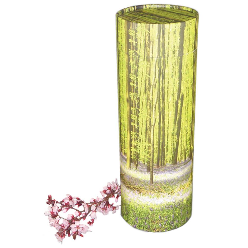 Bluebell Forest Scattering Urn Tube